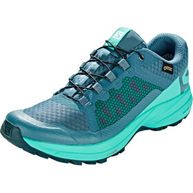 Salomon XA Elevate GTX Zapatillas Mujer, mallard blue/atlantis/reflecting pond